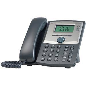 IP telephone with three lines CISCO SPA303-G2