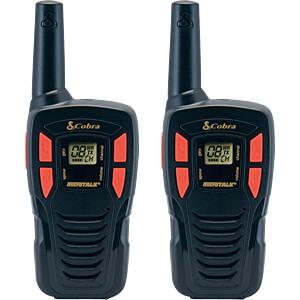 PMR Funkgerät, schwarz/orange COBRA AM245