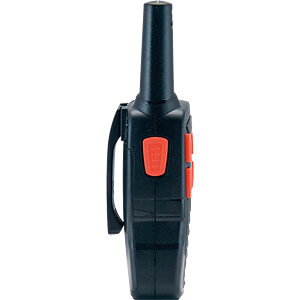PMR 5 km Range 8-Channel Black/Orange COBRA AM245