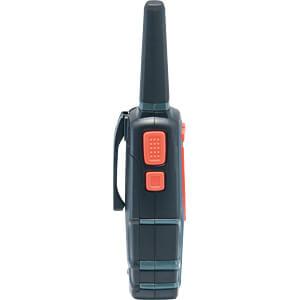 PMR Funkgerät, schwarz/orange COBRA AM845