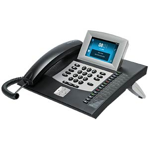Android-based VoIP telephone, black AUERSWALD 90073