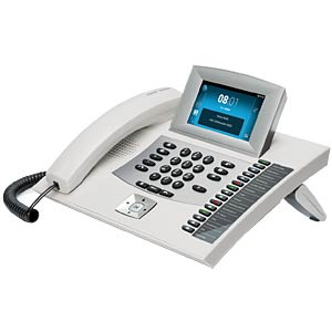 Android-based VoIP telephone, white AUERSWALD 90074