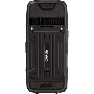 Outdoor mobiele telefoon CYRUS CM 8 SOLID