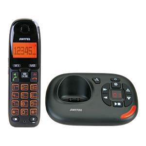 Telephone with XL buttons SWITEL DCT50071 VITA