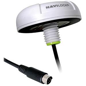 Navilock GPS-Empfänger / u-blox 6 / seriell NAVILOCK 61843