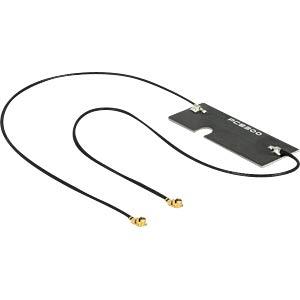 WLAN Antenne, MHF/UF.LP-068 DELOCK 88984