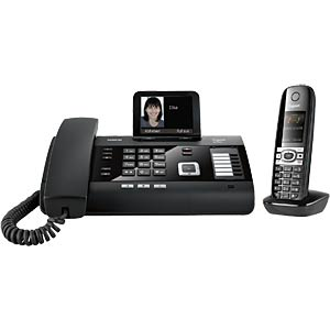 Comfort telephone and handset, answering machine GIGASET COMMUNICATIONS S30853-H3103-B121
