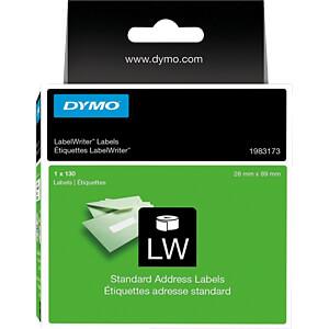 DYMO Etiketten für LabelWriter, 28mm x 89mm DYMO 1983173