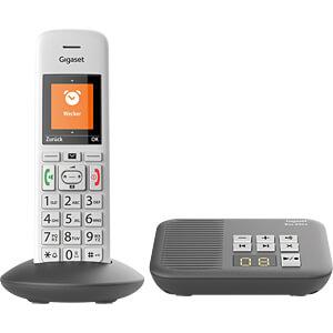 DECT Telefon, 1 Mobilteil mit Basis und AB GIGASET COMMUNICATIONS S30852-H2841-B103