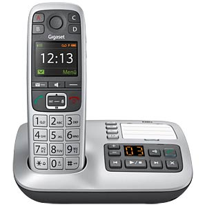 Premium large-button telephone with answering machine GIGASET COMMUNICATIONS S30852-H2728-B101