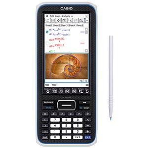 CAS-Grafikrechner CASIO FX-CP400