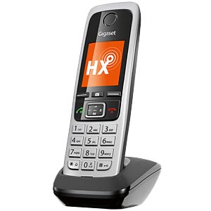 Universal handset, black GIGASET COMMUNICATIONS S30852-H2765-B101
