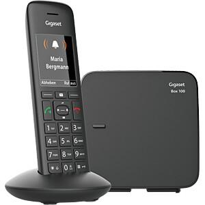DECT Telefon, Basis, 1 Mobilteil mit Ladeschale GIGASET COMMUNICATIONS S30852-H2805-B101