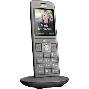 Universal-Mobilteil, schwarz GIGASET COMMUNICATIONS S30852-H2862-B101