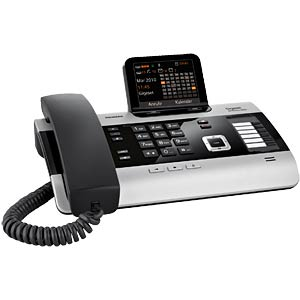 ISDN telephone with answering machine, a/b, LAN GIGASET COMMUNICATIONS S30853-H3101-B101
