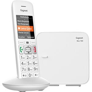 DECT Telefon, 1 Mobilteil mit Basis GIGASET COMMUNICATIONS S30852-H2815-B102