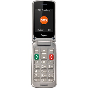 GIGASET GL590 - Mobiltelefon