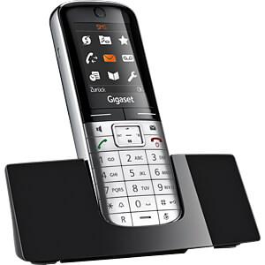 DECT Telefon, 1 Mobilteil mit Ladeschale GIGASET COMMUNICATIONS S30852-H2152-B111