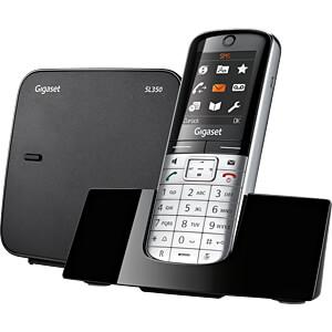 DECT Telefon, 1 Mobilteil mit Ladeschale GIGASET COMMUNICATIONS S30852-H2103-B111