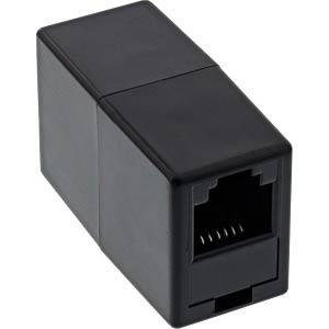 INL 69998 - ISDN Kupplung 2x RJ45 (8P8C) Buchse