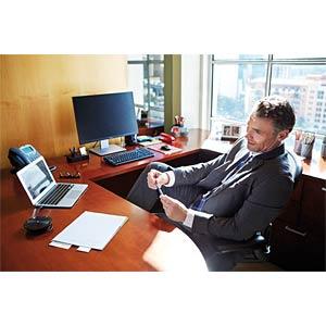 Desktop-Freisprecheinrichtung, zertifiziert JABRA 7510-109