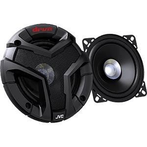 10-cm dual cone speakers/1 pair JVC CS-V418