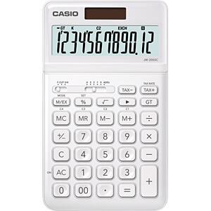 CASIO JW200SCWE - Casio Taschenrechner
