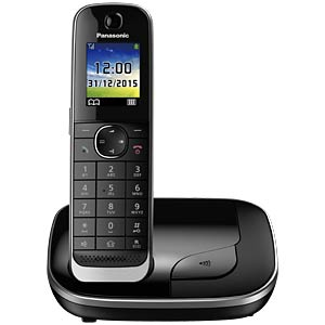 Premium telephone with colour display PANASONIC KX-TGJ310GB