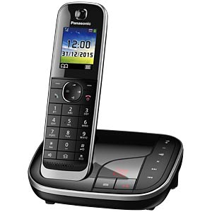 Premium telephone with answering machine and colour display PANASONIC KX-TGJ320GB