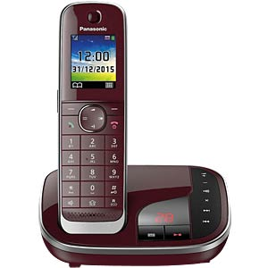 Premium Telefon mit AB und Farbdisplay PANASONIC KX-TGJ320GR