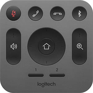 Videokonferenzkamera, 1080p Auflösung LOGITECH 960-001102