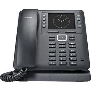 VoIP Telefon, schnurgebunden, schwarz GIGASET COMMUNICATIONS S30853-H4008-R101