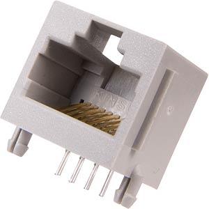 Modular panel jack 8/8 FREI