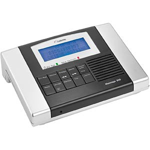 DeTeWe digital answering machine DETEWE 208054