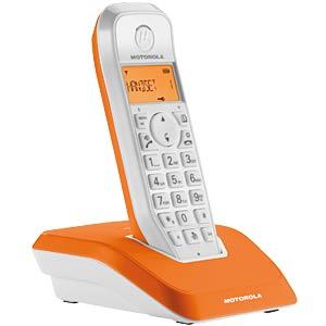 DECT-Telephone - orange MOTOROLA 190211
