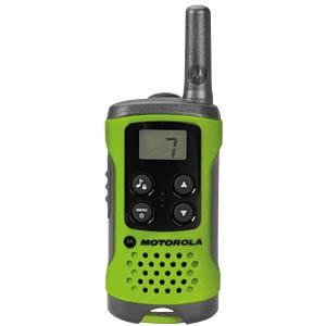 Motorola PMR SET — green MOTOROLA 188042