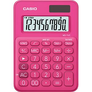 CASIO MS7UCRD - Casio Taschenrechner