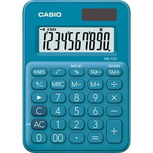 CASIO MS7UCBU - Casio Taschenrechner