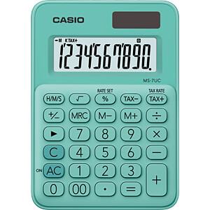 CASIO MS7UCGN - Casio Taschenrechner