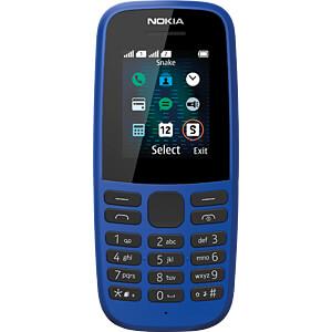 NOKIA 105 BL - Mobiltelefon