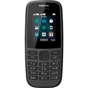 NOKIA 105 SW - Mobiltelefon