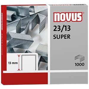 Heftklammern 23/13 super NOVUS 042-0533
