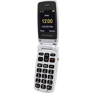 GSM mobile phone/grey DORO 360054