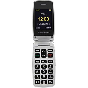 GSM mobile phone/silver DORO 360050