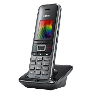 DECT- Mobilteil, Ladeschale, schwarz GIGASET COMMUNICATIONS S30852-H2665-R121