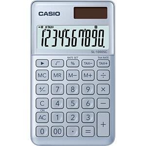CASIO SL1000SCBU - Casio Taschenrechner