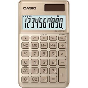 CASIO SL1000SCGD - Casio Taschenrechner