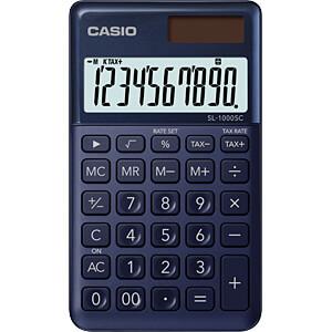 CASIO SL1000SCNY - Casio Taschenrechner