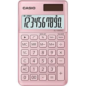 CASIO SL1000SCPK - Casio Taschenrechner