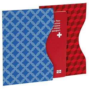 RFID Protection Sleeves, Card Pass Color SOOMZ.IO RS P CL A